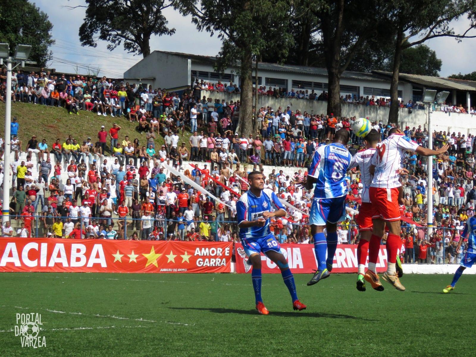 Domingo (15) acontece a 3ª rodada da 1ª Divisão de Santo André ab404ea85695e